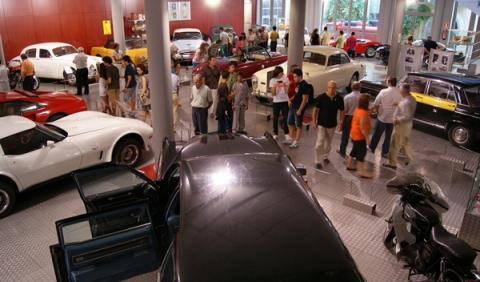 El Museo de la Historia de la Automoción cumple 10 años