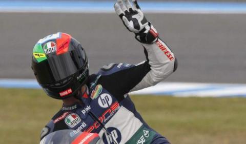 GP de Aragón 2012: triunfo de Espargaró sobre Márquez