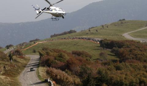 El Rally de Francia 2012 llega a Alsacia