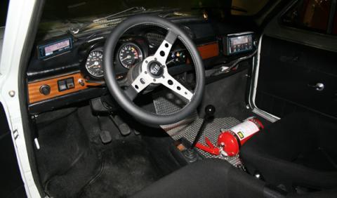 Interior Seat 127