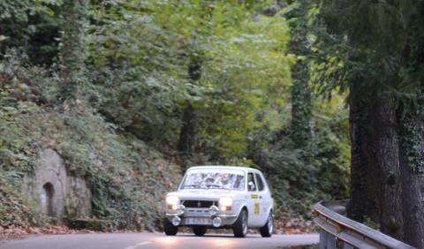 Seat 127 bosque Costa Brava