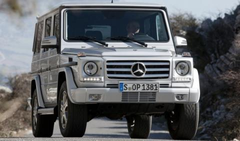 Mercedes Clase G