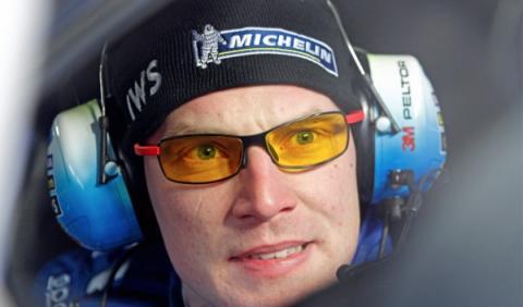 Latvala, piloto de Volkswagen en el WRC 2013