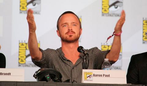 Aaron Paul protagonizará Need For Spped