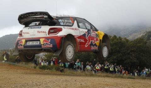 Hirvonen es el nuevo líder del Rally de Italia 2012