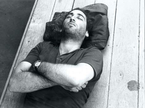La especialidad de Fon eran las pruebas de resistencia aunque no desdeñaba una siesta siempre que había ocasión.