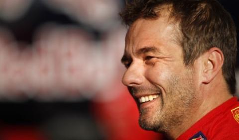 Loeb dice adiós en el Rally de España
