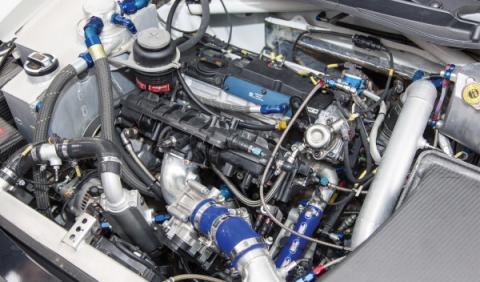 Motor Polo R WRC