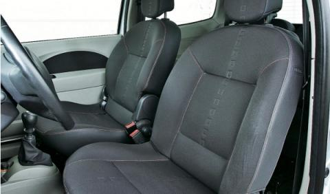 Renault Twingo asientos