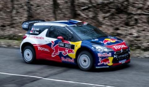 Rossi gana el Monza Rally Show. Lorenzo, décimo