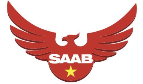 Posible nuevo logo Saab