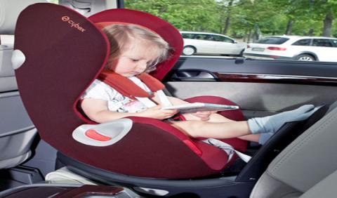 Los niños de espaldas, mucho más seguros según el Race