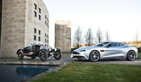 Aston Martin centenario