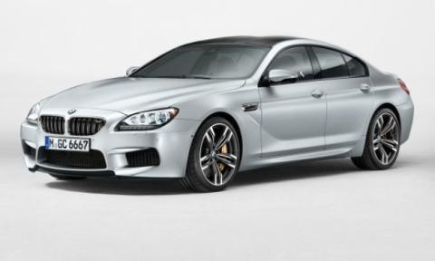 Vídeo: el BMW M6 Gran Coupé demuestra lo que vale