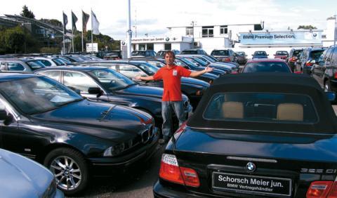 Cómo comprar un coche en Alemania