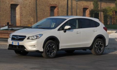 Subaru XV 2012 lado