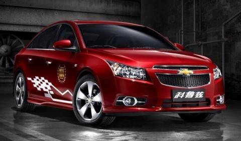 Chevrolet Cruze WTCC China