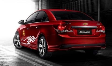 Chevrolet Cruze WTCC Edición Especial