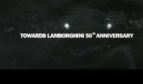 lamborghini 50 aniversario