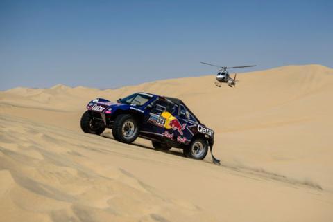 Rally Dakar 2013: Carlos Sainz y sus problemas con el GPS