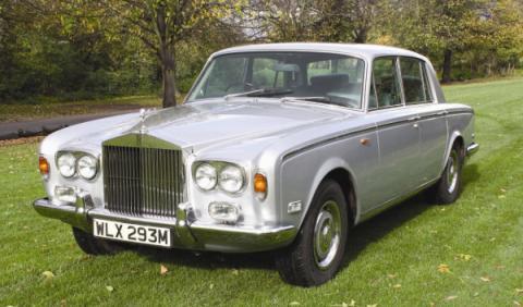 Rolls Royce de Freddie Mercury