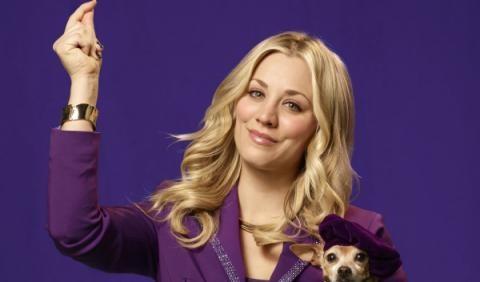 Kaley Cuoco, Penny en 'Big Bang Theory'