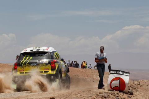 Nani Roma Rally Dakar 2013
