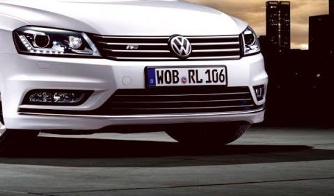 VW Passat Performance concept