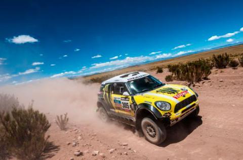 Nani Roma Mini Rally Dakar 2013