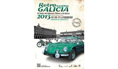 Portada Retro Auto&Moto Galicia