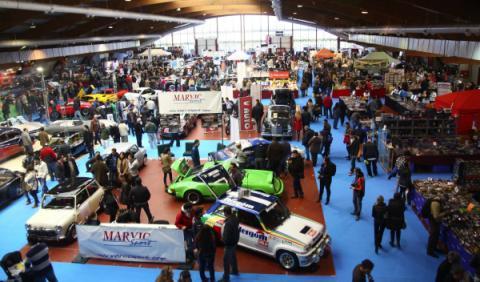 Exposición Retro Auto&Moto