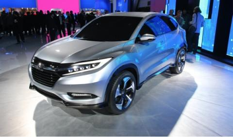 Prototipo mini SUV Honda