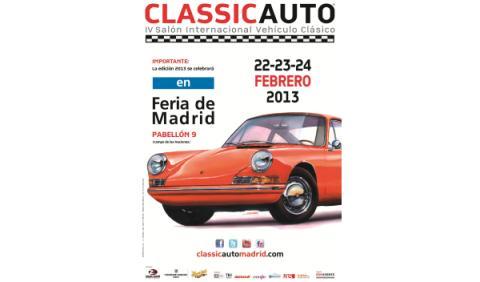 Cartel AutoClassic 2013