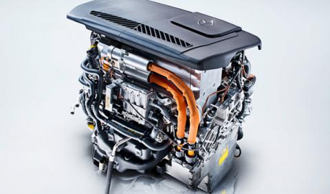 motor pila combustible