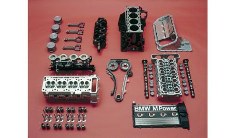Piezas del motor S14 del BMW M3