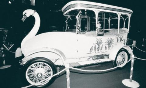 Los coches de los maharajás: extravagancia sobre 4 ruedas