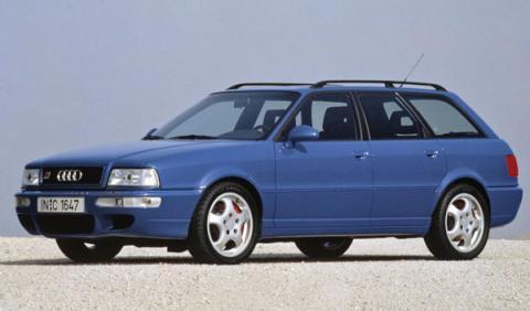 Audi RS 2