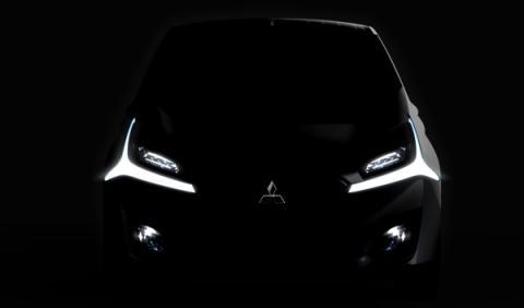 Teaser Mitsubishi Concept