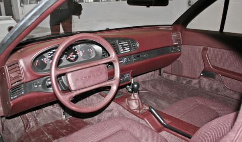 Seat Porsche 984: ¿qué hay detrás del System Porsche?