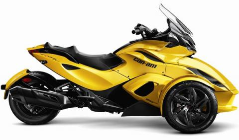 Can Am Spyder ST-S