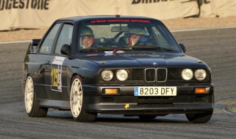 BMW M3 E30 Fernando Tello