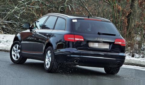 Audi A6 familiar
