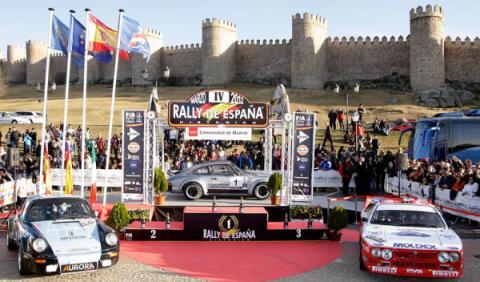 podio rally españa historico