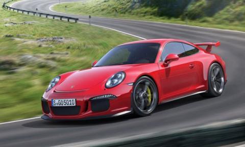 El nuevo Porsche 911 GT3 Cup
