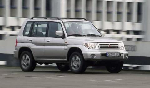Mitsubishi Montero iO