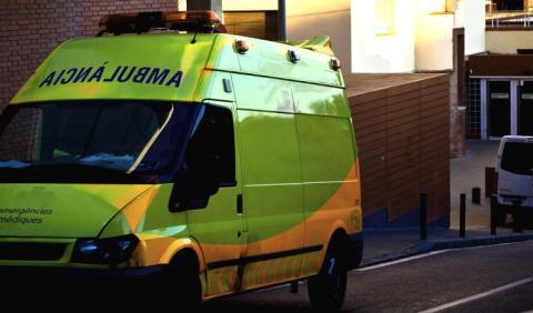 Ambulancias rusas, convertidas en taxis VIP