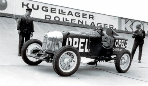 Opel Rak-1