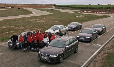 El II Track Day Autobild y Audi llega a su fin ¡Nos vemos en la próxima!