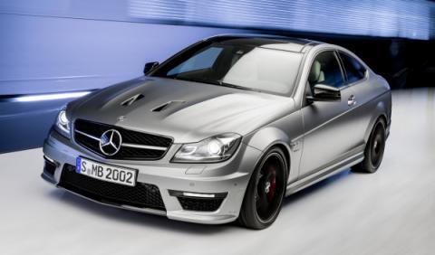 Mercedes C63 507AMG dinámica