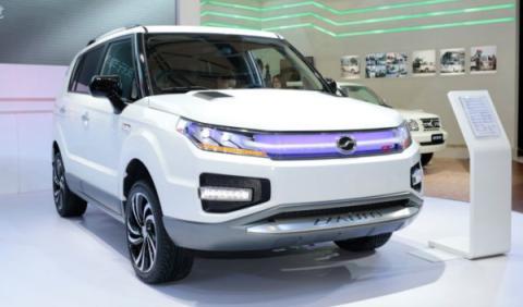 imitación Land Rover Salón Shanghai 2013